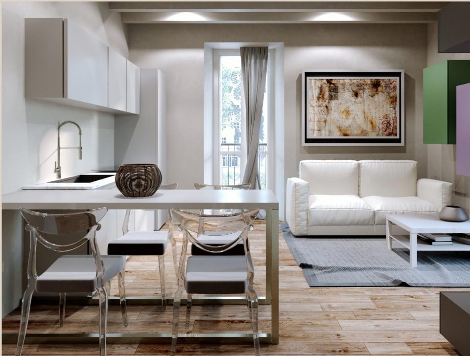 Valutazione Immobiliare rendering